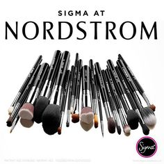Do you feel a shopping spree coming? ------- The iconic fashion retailer is now carrying the beauty industry's best brush care and top brushes online. Shop @nordstrom now > Link in profile. // #Nordstrom #SigmaBeauty