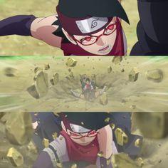 Sarada Uchiha vs ... || Boruto: Naruto Next Generations Sasuke, Sarada Uchiha, Naruto Shippuden, Boruto, Cr7 Wallpapers, Epic Story, Naruto Girls, Manga, Me Me Me Anime