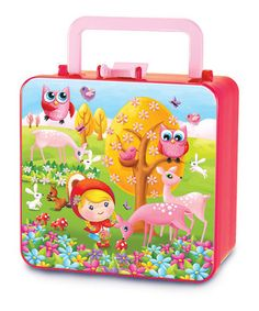 Rosy Red Bento Box by The Piggy Story #zulily #zulilyfinds