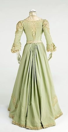 beautiful Edwardian dress, c1905