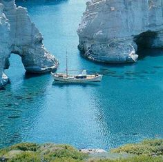 GREECE CHANNEL | Milos, Kleftiko