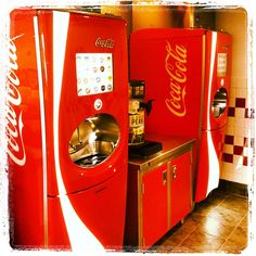Five Guys in Odenton has THIS Coca Cola Freestyle machine with over 100 soda and water variations! Coca Cola Freestyle, Soda Machines, Five Guys, Maryland, Sweet Home, Instagram Posts, Water, Fun, Gripe Water