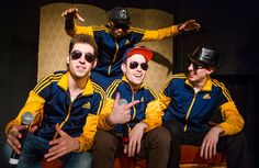 Licensed to Ill review at Camden People's Theatre, London – 'irresistible tribute to the Beastie Boys'