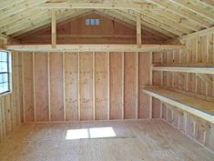 Wood Shed Plans - CLICK THE PICTURE for Many Shed Ideas. #shedplans #shedprojects