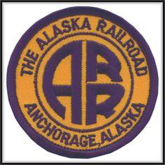 Alaska Railroad Patch