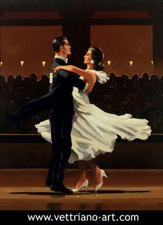 Take This Waltz | Vettriano Art