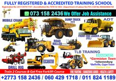 Welding Training, Drilling Rig, Training School, Dump Truck, Health And Safety, Crane, Firefighter, Free State, Face Book