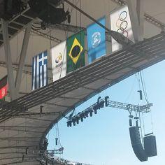Tá tendo #olimpiadas #jogos #olimpicos #rio2016 #rio by me