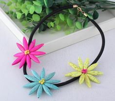 Fashion Turquoise Leather Chain Necklace Jewelry Necklace Gift for Women Ladies Two Colors Choose Jewelry Gifts, Jewelry Necklaces, Beaded Necklace, Jewellery, Fashion Necklace, Fashion Jewelry, Leather Chain, Wholesale Fashion, Boho Style