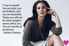 Image result for ashley graham quotes