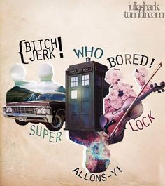 Welcome to the most amazing Superwholock roleplay board around. Just ask to be added, everyone is allowed. No powers please and ONE character per person. Ask me if you want to RP as any main character from the show, thanks! Only pin things related to roleplay