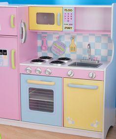 Large Pastel Kitchen by Kidkraft