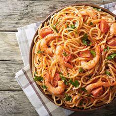 Monster Food, Bastilla, Scampi, Rigatoni, Wok, Seafood, Dinner, Cooking, Ethnic Recipes