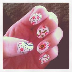 Nails of the Day  by From Our Readers    Alyson Gonzalez