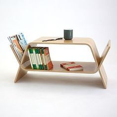 Embrace Bent Plywood Coffee Table - furniture £275