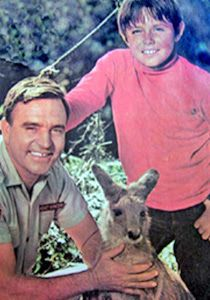 Skippy, Skippy, Skippy the bush kangaroo .....