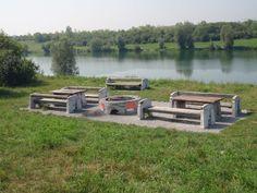 copyright: MA 45 - Kozuh-Schneeberger Outdoor Furniture Sets, Outdoor Decor, Vienna, Home Decor, Garden Furniture Sets, Island, Crickets, Interior Design, Home Interior Design