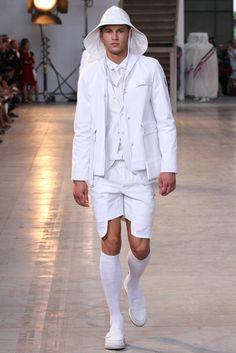 Moncler Gamme Bleu | Spring 2013 Menswear Collection | Style.com