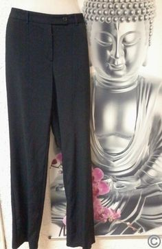 Original #PRADA Hose - Größe 34 - dunkelblau, Business Style bestens erhalten ♥ super als #Business Hose oder schicke Alltagshose  für nur 22,50 € im #Auktionshaus #Online #Shop #AngelBazar