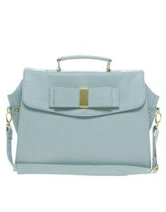 Vergrößern ASOS – Elegante Tasche mit Schleife