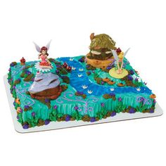 Publix Pixie Hollow Cake