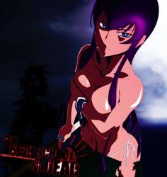 Saeko Busujima (High School Of The Dead) by Mugiwaraboushi-23.deviantart.com on @deviantART