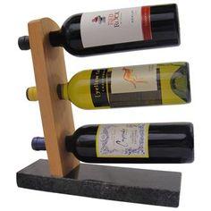 Granite Table Top Wine Rack