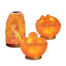 Himalayan Salt Lamps Wholesale Himalayan Salt Bowl Lamp With Round Massage Stones From Sunrise