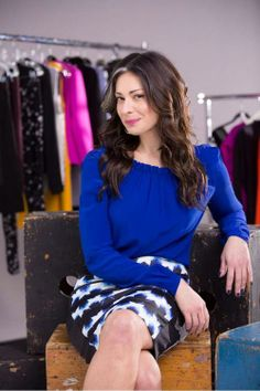 Confidence-Boosting Fashion Tips from What Not to Wear's Stacy London Love, Love, Love watching What Not to Wear. Stacy awesome with great fashion and style! Stacy London, London Outfit, Young Living, London Stil, Fitness Inspiration, Style Inspiration, Style Ideas, Plus Zise, Moda Formal