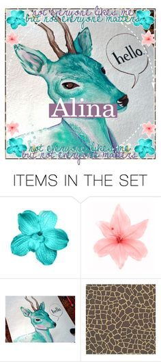 """""""Icon #52 Alina"""" by never-say-never1d ❤ liked on Polyvore featuring art and CintiasIcons"""