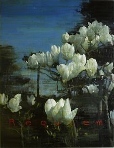 francois bard flower paintings - Google Search