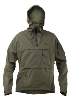 Ventile Mountain Anorak
