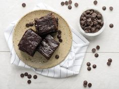 Recept: Paleo-cuketové brownies, které nikdy nezklame - www.ČeskoZdravě.cz