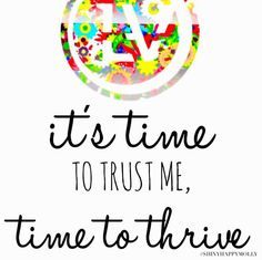 I just want everyone to feel their best like I do. We all deserve that each and every day! That is why I share Thrive. #ThriveWithMe #TrustMe #PremiumNutrition