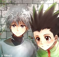 Hunter x Hunter -- Are you ready ? by aphin123 on DeviantArt