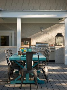 Looking for Coastal Outdoor Space and Deck ideas? Browse Coastal Outdoor Space and Deck images for decor, layout, furniture, and storage inspiration from HGTV. Outdoor Rooms, Outdoor Living, Outdoor Furniture Sets, Outdoor Decor, Outdoor Ideas, Backyard Ideas, Patio Ideas, Landscaping Ideas, Outdoor Lounge