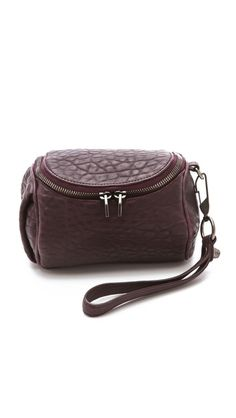 I like this little baby  Alexander Wang Fumo Clutch