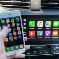 Cool Gadgets To Buy, Car Gadgets, Clever Gadgets, Technology Gadgets, Android Radio, New Car Accessories, Car Essentials, Car Hacks, Cute Cars