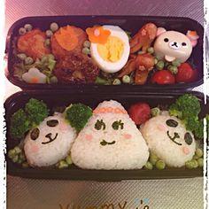 かわいいお弁当たちですね。 フォローありがとうございます。 素人の手抜き料理ばかりですが、よろしくお願いします。 - 121件のもぐもぐ - Yummmm by 石川美幸