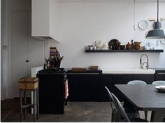 BODIE and FOU★ Le Blog: Inspiring Interior Design blog by two French sisters: House tour in Amsterdam