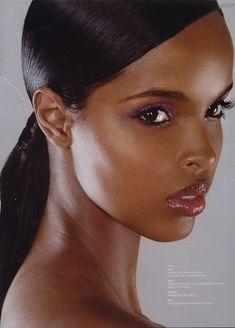 Somalian top model Samira