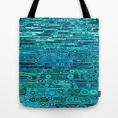 :: Tropical Sea :: Tote Bag by GaleStorm Artworks - $22.00