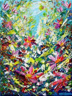 "Florals - ""Bedazzled"""