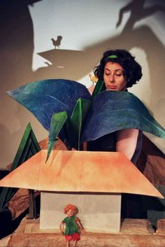 Galia Levy-Grad ,the Rain Bird-Paper Tale