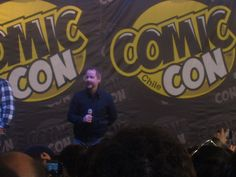 Billy boyd (Comic Con)