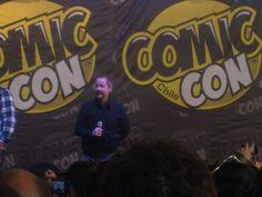 Billy boyd (Comic Con)