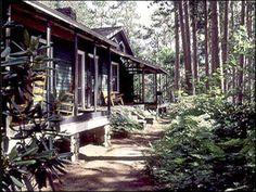 Adirondack Cabins On the Lake | Adirondack | President's Cabin, an Adirondack Lodging 100' from lake ...