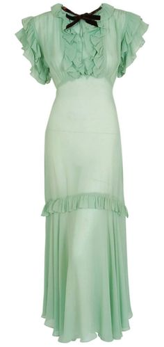 Dress 1930s Timeless Vixen Vintage