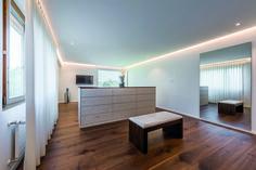 Deckenbeleuchtung - realisiert durch die IMMER AG Lux-Manufaktur Divider, Room, Design, Furniture, Home Decor, Bedroom, Decoration Home, Room Decor, Rum