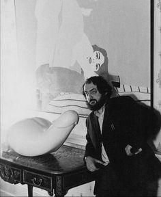 Stanley Kubrick (Clockwork Orange)-1971